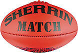NEW Sherrin Match Ball - Size 5 from The Village Sport