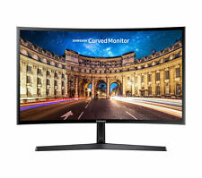 "Samsung C24f396 Full HD 24"" Curved LED Monitor 1920 X 1080p"