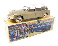 Dinky Toys by Atlas 1/43 Citroen ID 19 Break gold Model Car Metal # 539