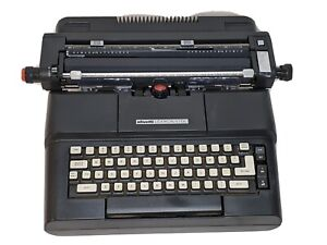 Vintage Olivetti Lexicon 83 DL Electric Typewriter