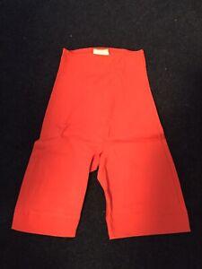 HANRO SWITZERLAND WOMEN'S Shape wear  High-Waisted Mid-Thigh Short Size Xs