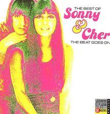 ☆☆☆ CD Sonny & Cher The best of Sonny & Cher - The beat goes on    ☆☆☆