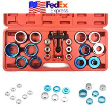Car Camshaft Bearing Remover Install Bushing Tool Kit Crank Seal Washer Puller