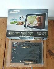Samsung - SPF-87H Digital Photo Frame - New Open Box