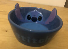 Primark Disney Stitch Pet Dog Or Cat Bowl - Brand New With Tag