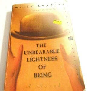 The Unbearable Lightness of Being - Paperback By Milan Kundera