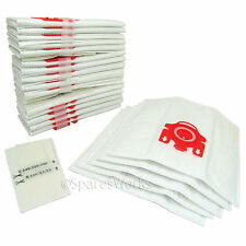 20 Pack MIELE Compatible Revolution 500 & 700 Vacuum Cleaner Dust Bags & Filters
