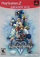 Kingdom Hearts II - PlayStation 2 [video game]