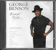 CD ALBUM 16 TITRES--GEORGE BENSON--MIDNIGHT MOODS - THE LOVE COLLECTION