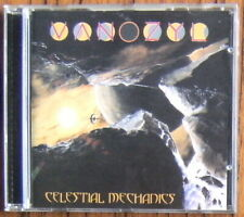 Chuck Van Zyl Celestial Mechanics Cd (1993) Centaur Discs Cencd 003