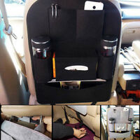 Car Seat Back Bag Organizer Storage iPad Phone Holder Multi-Pocket Hanging 79