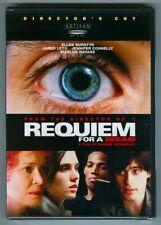 Requiem for a Dream! New Dvd Movie! Director's Cut! Ellen Burstyn! Jared Leto!