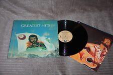 CAT STEVENS : Greatest Hits - Rare LP VINYL 33T - ISLAND FRANCE 1975 + POSTER