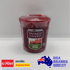 Yankee Candle - Single Votive Candle 15 hours - Black Cherry