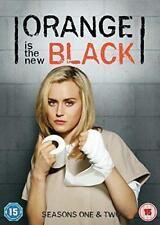 Orange is the New Black - Seasons 1-2 [DVD] [2015], Very Good DVD, Uzo Aduba, La
