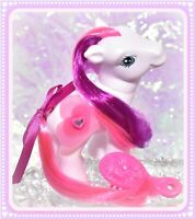 ❤️My Little Pony G3 Love-a-Belle Crystal Princess Design 3D Valentine Heart❤️