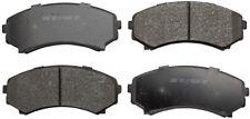 Disc Brake Pad Set-ProSolution Ceramic Brake Pads Front Monroe GX867