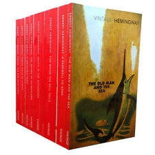 Ernest Hemingway Collection 8 Books Set Vintage Classics a Farewell to Arms