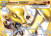 Marowak Break 79/162 XY Breakthrough Ultra Rare Holo Pokemon Card MINT TCG
