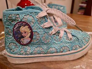 Disney Frozen Girls Sneakers AUS13
