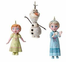 Disney Traditions Frozen Hanging Ornament Gift set NEW in Gift Box - 25629