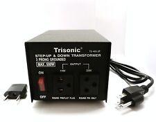 500 W Watt Step Up/Down Voltage Converter Transformer Adapter 110V / 220V