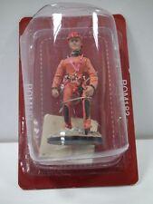 2005 ITALY Rescue Diver Fireman 1:32 scale model figure by Del Prado