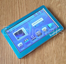 "Nouveau Bleu 16 Go écran tactile 4.3"" MP5 MP4 MP3 Player Direct Play video + TV out"