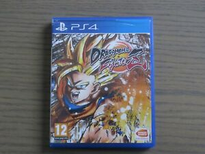 JEU PLAYSTATION 4 PS4 DRAGON BALL FIGHTERZ