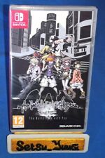 THE WORLD ENDS WITH YOU FINAL REMIX NINTENDO SWITCH 100% FRANCAIS