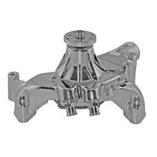 Tuff Stuff Water Pump 1461AA; Mechanical Chrome Aluminum for Chevy 396-454 BBC