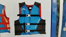 lifejacket waterski canoe pfd vest coleman child 25 to 40 kg