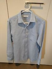 Linen Long Sleeve Regular Fit Casual Shirts for Men