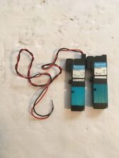 HONEYWELL SKINNER SOLENOID VALVE  24 VDC .5 Watts MODEL K4S02 (cellar)