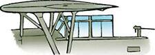 Henschel Hs 126 Vacuform Canopy for Italeri (1/72 Squadron 9127)