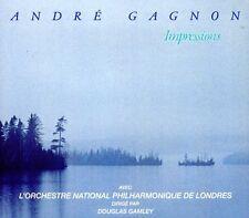 Gagnon Andre, André Gagnon, Andre Gagnon - Impresssions [New CD] Canada - Import