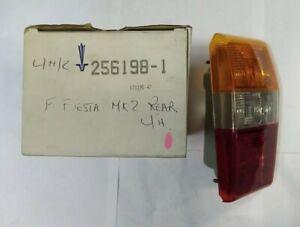 Rear Left hand passenger light unit fits a Ford Fiesta MK2