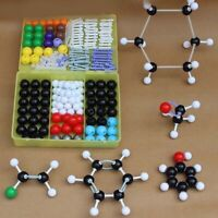 231pcs Atoms Model Organics Chemistry Molecular Model Kit for Students Learning