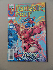 Fantastic Four (vol 3)  8 . Marvel 1998 . VF
