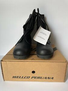 British Army Jungle Boots WELLCO Tropical Weather Patrol  Brand New UK 10 Medium