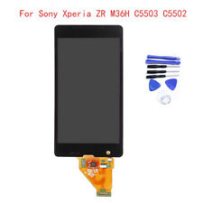 Quality For Sony Xperia ZR M36H C5503 C5502 Touch Screen LCD Display Digitizer