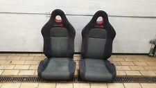 EP3 Sitze auf CRX EE8 Konsolen TypeR front seats seat Honda CIVIC CRX ED9