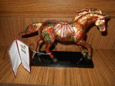 """Trail of Painted Ponies-""""GOLDEN FEATHER PONY""""- 2E/6339 -Item #12292 -Retired-NIB"""