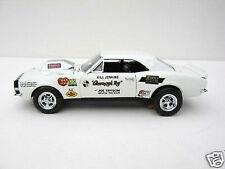 1:18 Ertl Authentics 1967 Chevrolet Camaro A/MP Grumpy'
