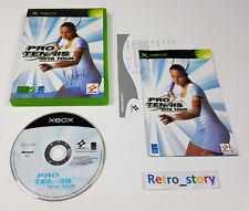 Microsoft Xbox - Pro Tennis WTA Tour PAL