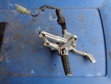 1993 ZX600r zx 600 600r 600c brake (weld) pedal rear set peg bracket 87 97 ninja