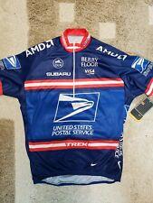 2004 Nike, Lance Armstrong, USPS Jersey, Size Large
