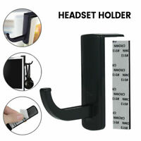 Headphone Stand Universal Headphone Headset Hanger Wall Hook PC Monitor Headphon