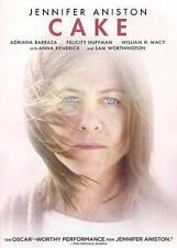 Cake (DVD, 2015) - Jennifer Aniston
