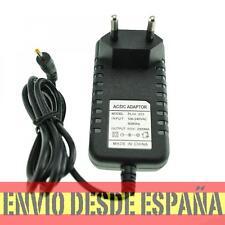 Adaptador corriente 5VDC 2000mah 5,5mm para tablets conector 2,5mm